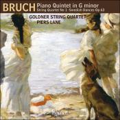 Bruch - Goldner String Quartet and Piers Lane